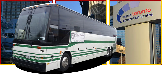 Conventions Bus Charter